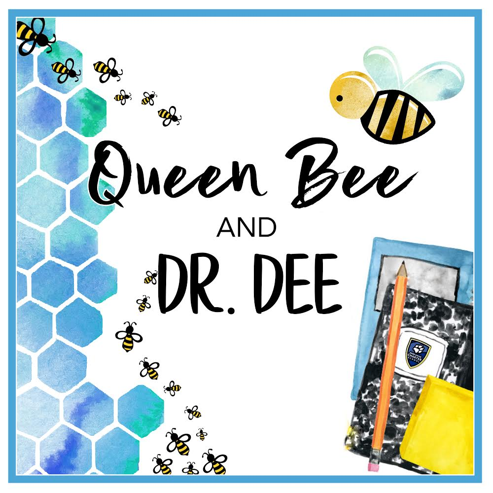 Queen Bee and Doctor Dee Podcasts