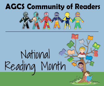 AGCS Community of Readers