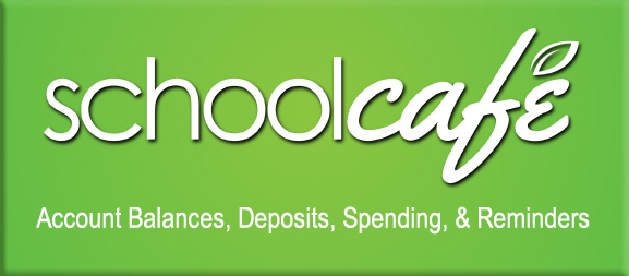 School cafe account balances, deposits, spending, and reminders